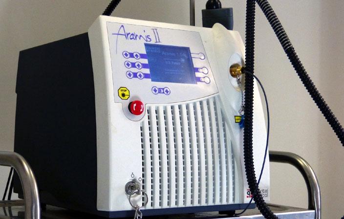 Laser pour le traitement de l'acné à Toulouse