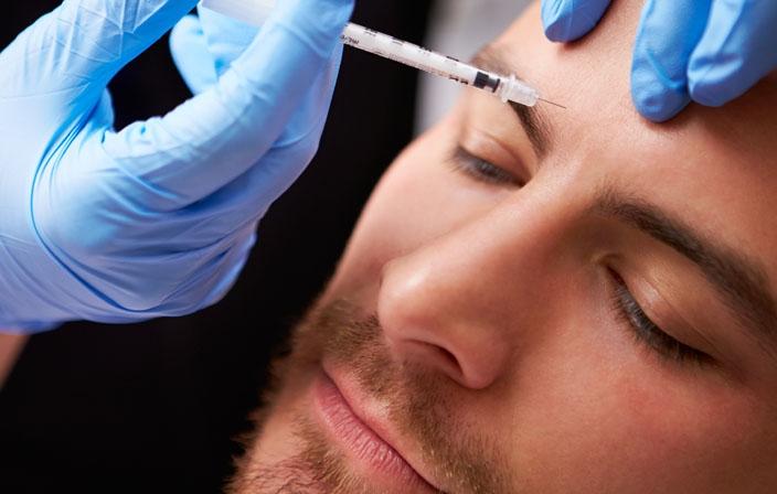 Botox par injections à Toulouse Dr Grolleau dermatologue