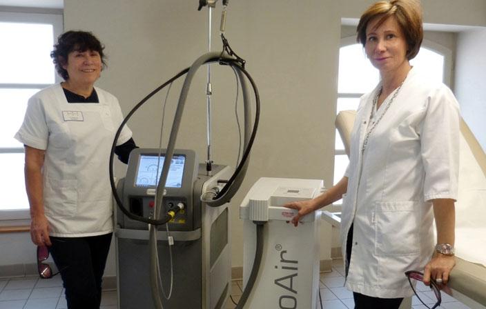Séance d'épilation laser pour les femme et les hommes à Toulouse